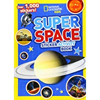 Super Space Sticker Activity Book: Over 1,000 Stickers!