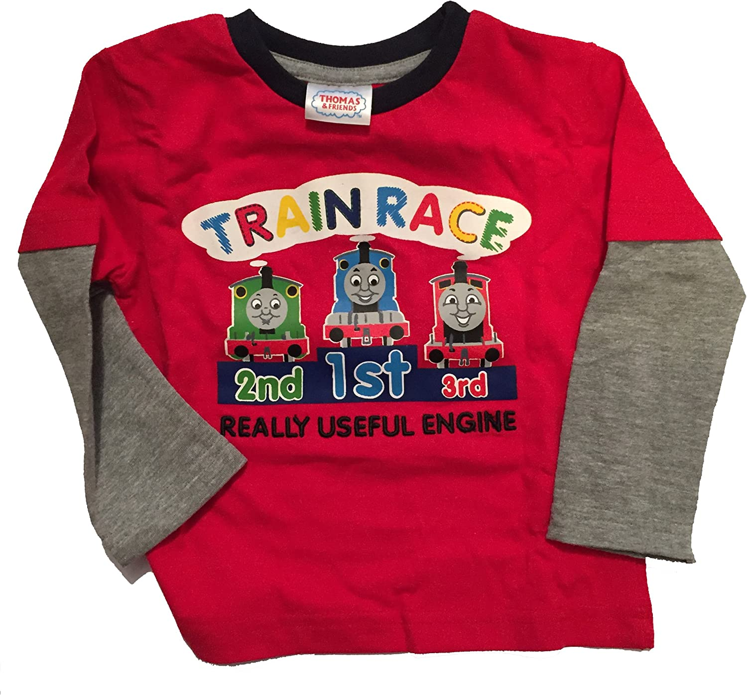 6-9 Months 8123934 Thomas and Friends T-Shirt and Jogger Set