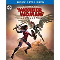 Deals on Wonder Woman: Bloodlines Blu-ray/DVD