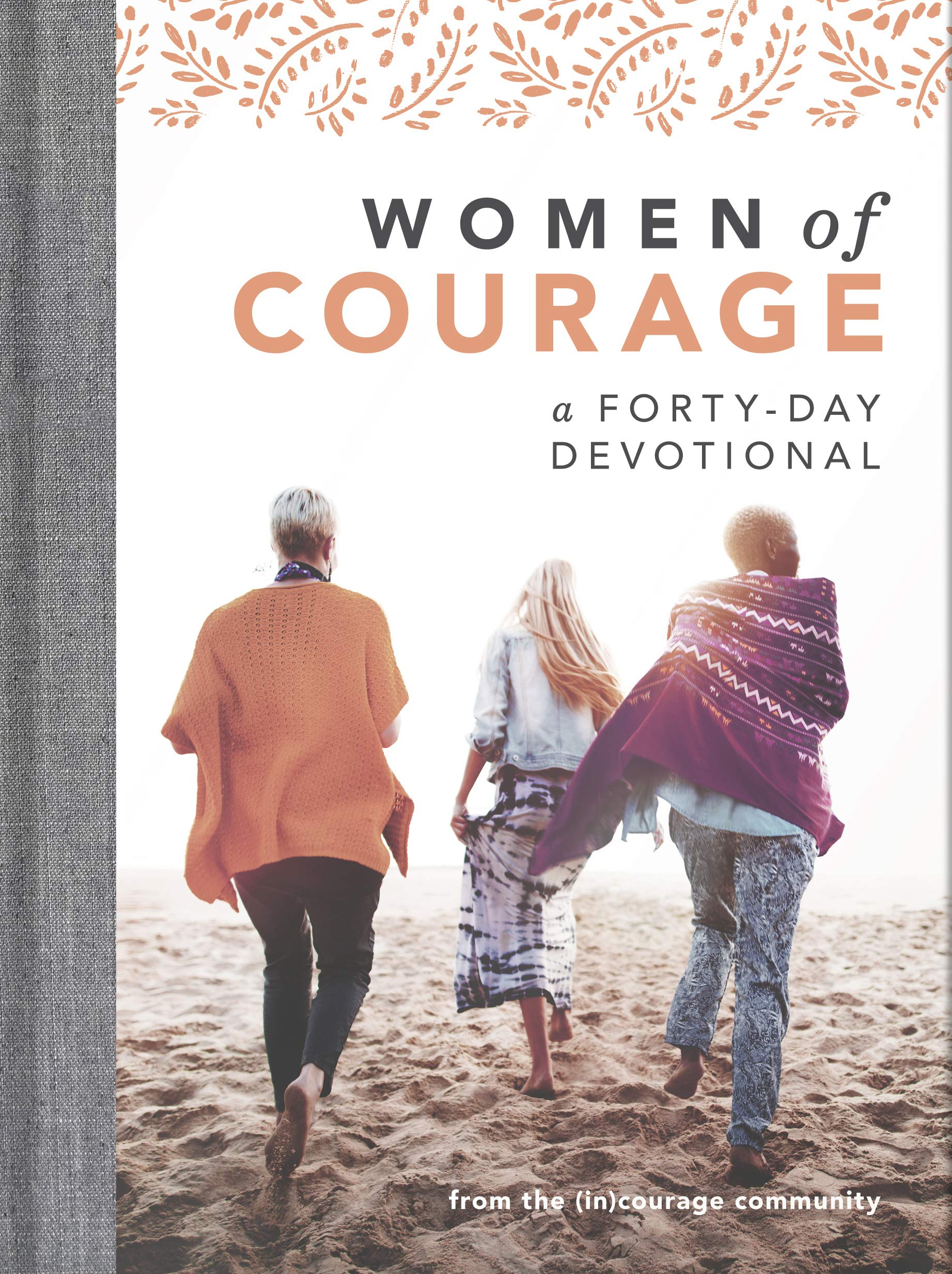Women of Courage: A Forty-Day Devotional {A Review}