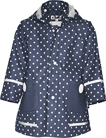 aa6abe87b Playshoes Girls  Raincoat  Amazon.co.uk  Clothing