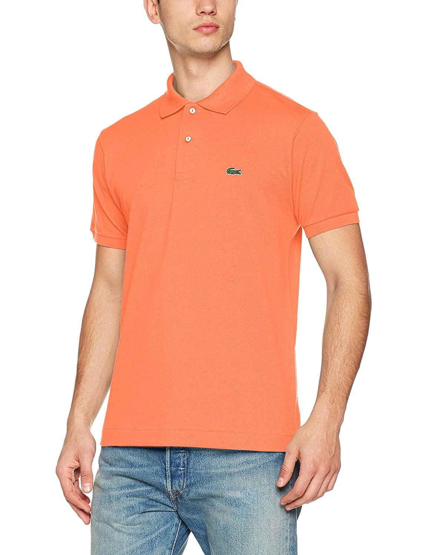 Lacoste ラコステMen's L-1212,半袖 鹿の子 ポロシャツ(並行輸入品) B0784TNTSC 8 / 3XL|Nu1 Peach Nu1 Peach 8 / 3XL