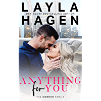 Anything For You (The Connor Family Book 1) (English Edition)
