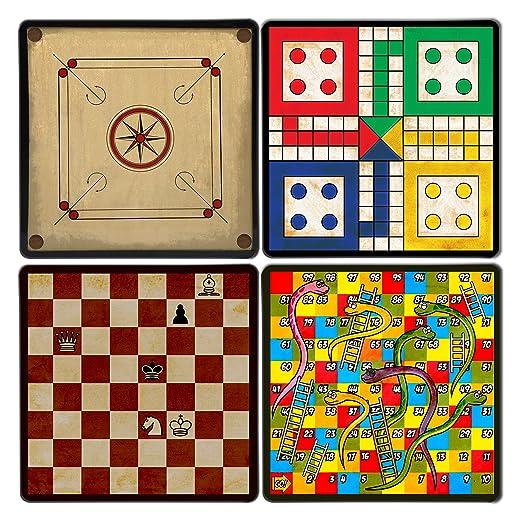 Be Awara Board Game Coaster