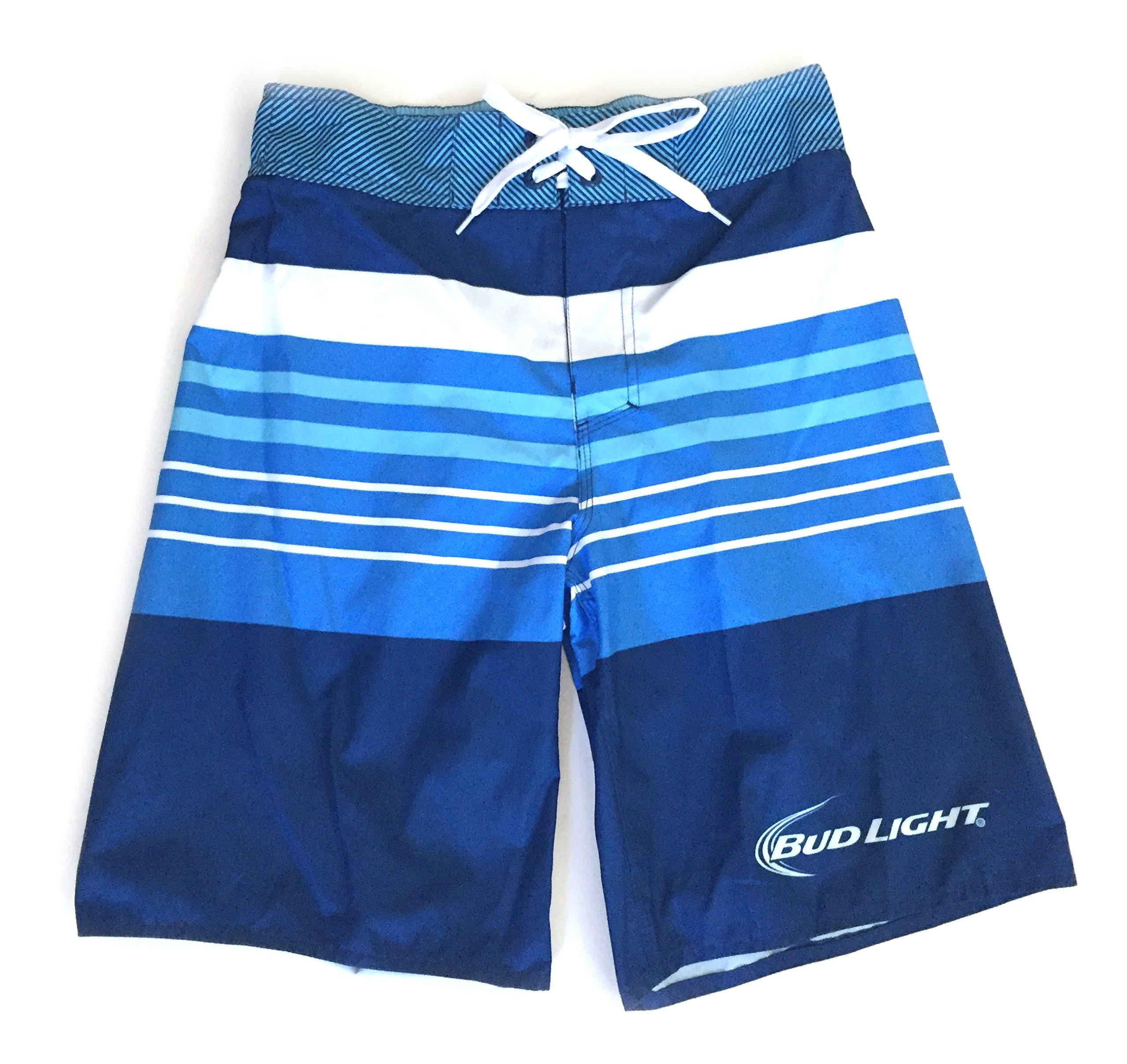 Bud Light Surfer Rugby Board Shorts (XXL)