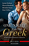 One Night With The Greek - A Billionaire Romance Collection/The Greek Demands His Heir/Carrying the Greek's Heir/The…