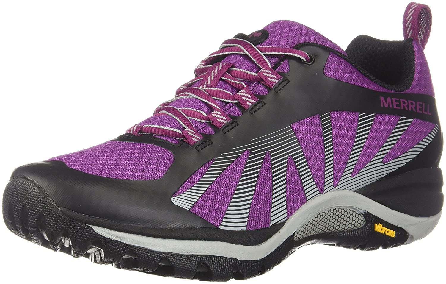 Merrell Women's Siren Edge Hiker B07574HD7Y 9 B(M) US|Amaranth