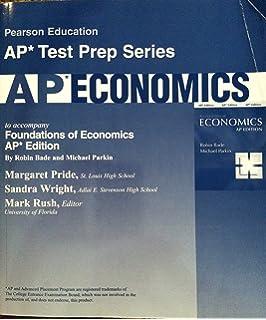 Foundations of economics ap edition not chinese edition robin foundations of economics ap test prep fandeluxe Gallery