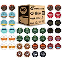 40-Count Green Mountain Coffee Keurig Coffee Lover's Variety Pack Single-Serve K-Cup Sampler