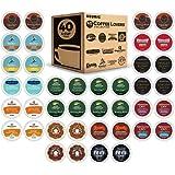 Keurig Coffee Lover's Variety Pack Single-Serve K-Cup Sampler, 40 Count
