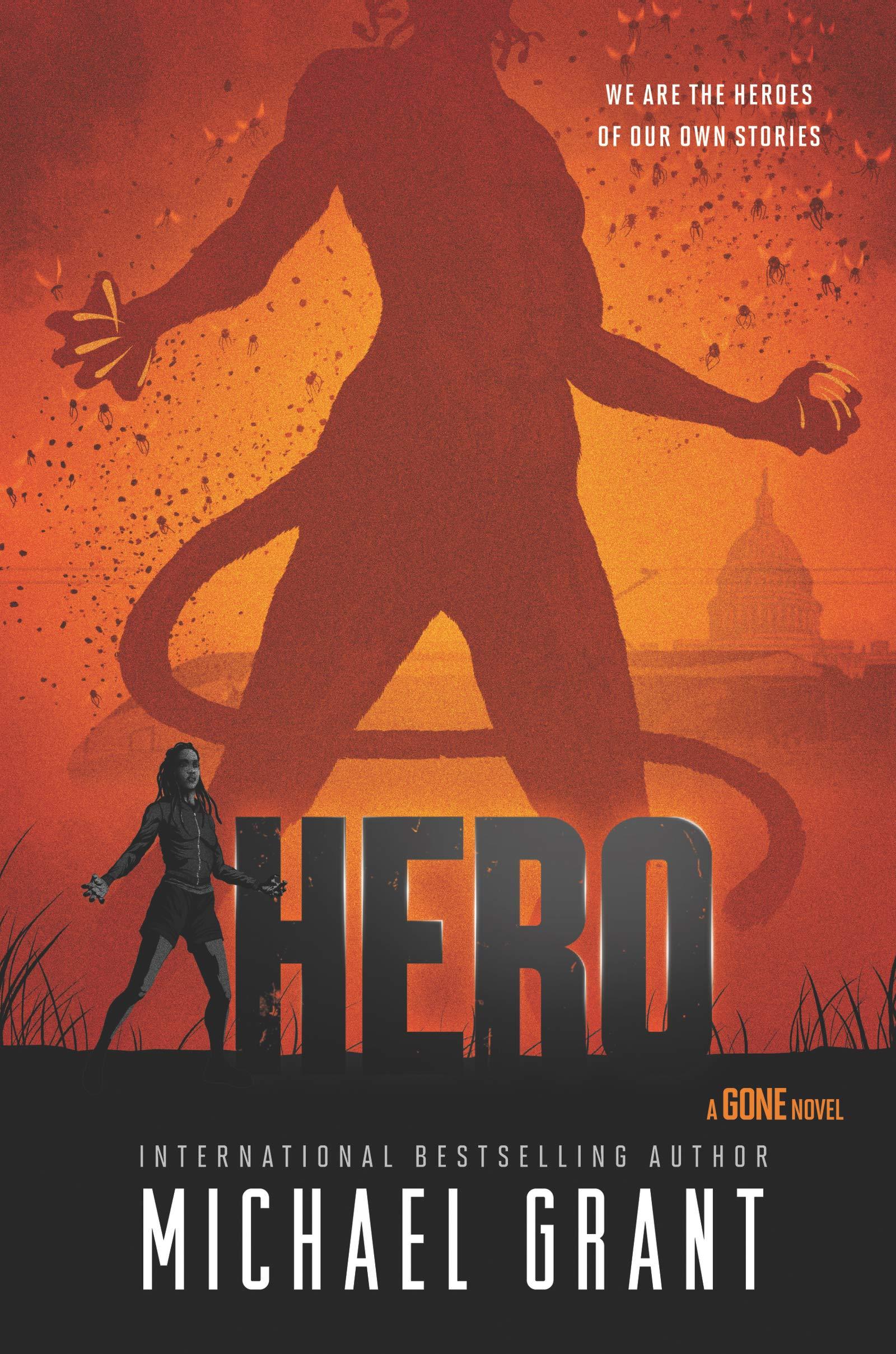 Hero: Amazon.ca: Grant, Michael: Books