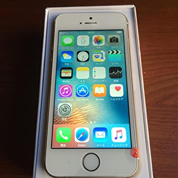 e5f96d0bba Amazon | 【海外版SIMフリー】Apple iPhone5S 16GB ゴールド【sim free ...