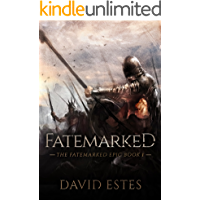 Fatemarked (The Fatemarked Epic Book 1) book cover