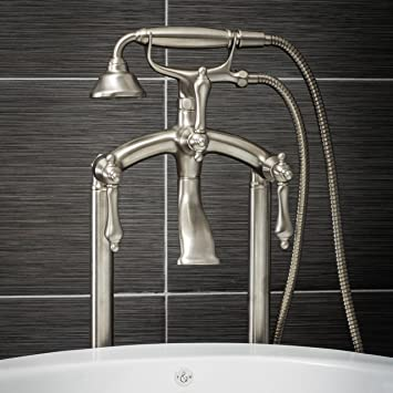 Luxury Clawfoot Tub Or Freestanding Tub Filler Faucet Vintage