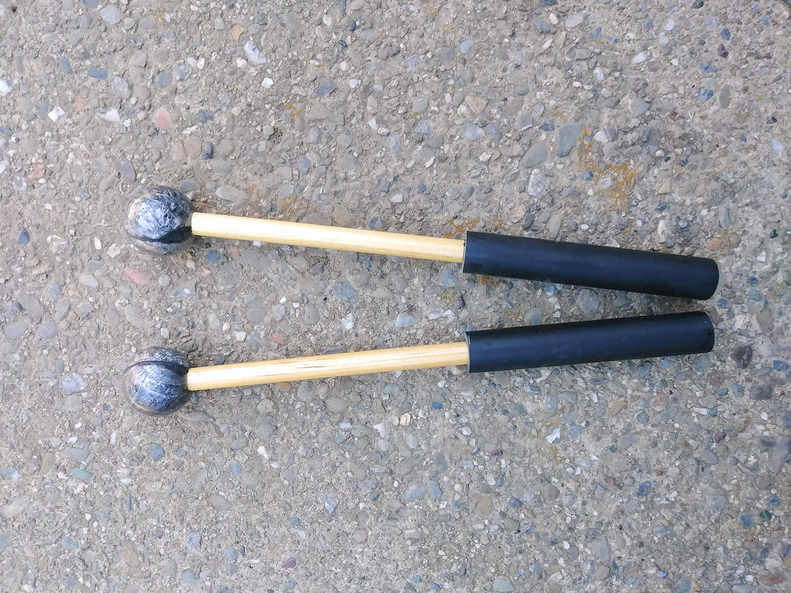 KaKesa Tongue Drum Mallets - Solids by TDM2- Solid
