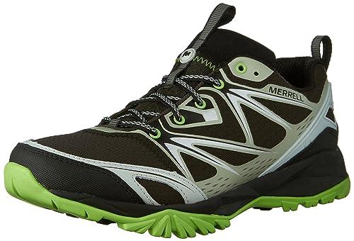 Merrell Capra Bolt - Zapatillas de Senderismo Hombre: Amazon.es: Zapatos y complementos
