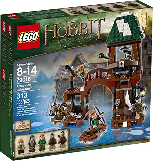 NEW LEGO Lake-town Guard FROM SET 79013 THE LORD OF THE RINGS lor086