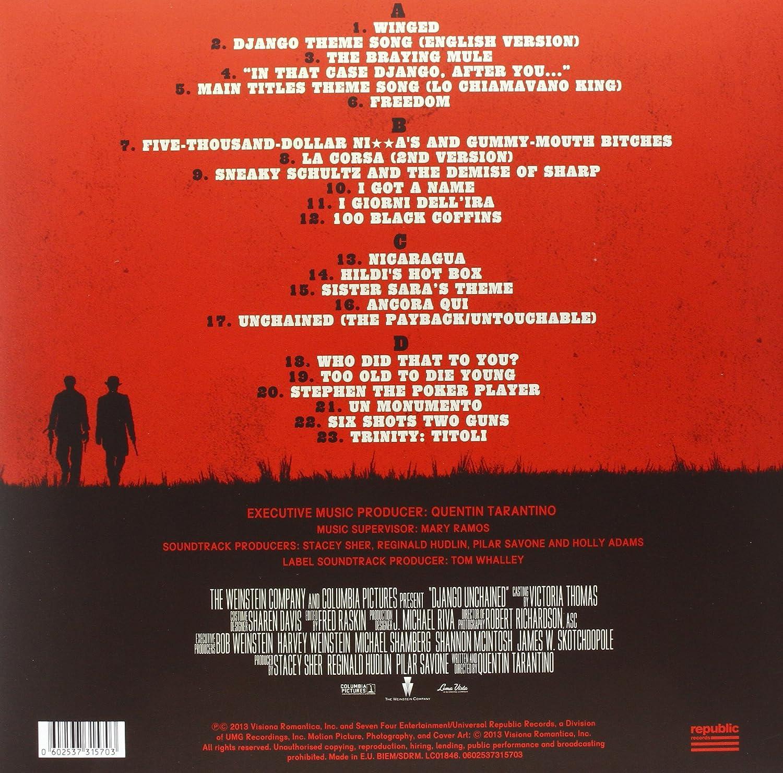 cinemadll: VA Django Unchained 2012 FLAC