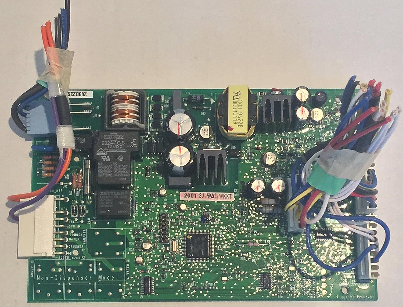 GEH WR55X10942 Board Asm Main Control