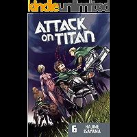 Attack on Titan Vol. 6 (English Edition)