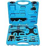 DPTOOL Engine Timing Tool Kit Compatible with Ford Mazda Camshaft Flywheel Locking Tools 1.4 1.6 1.8 2.0 Di/TDCi/TDDi ESCOBOO