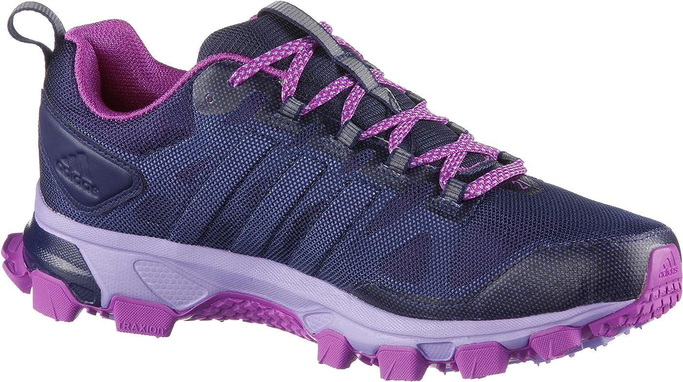 Adidas Response Trail{21} para Mujer Zapatillas de Running - SS15, Color Violeta, Talla 42: Amazon.es: Zapatos y complementos
