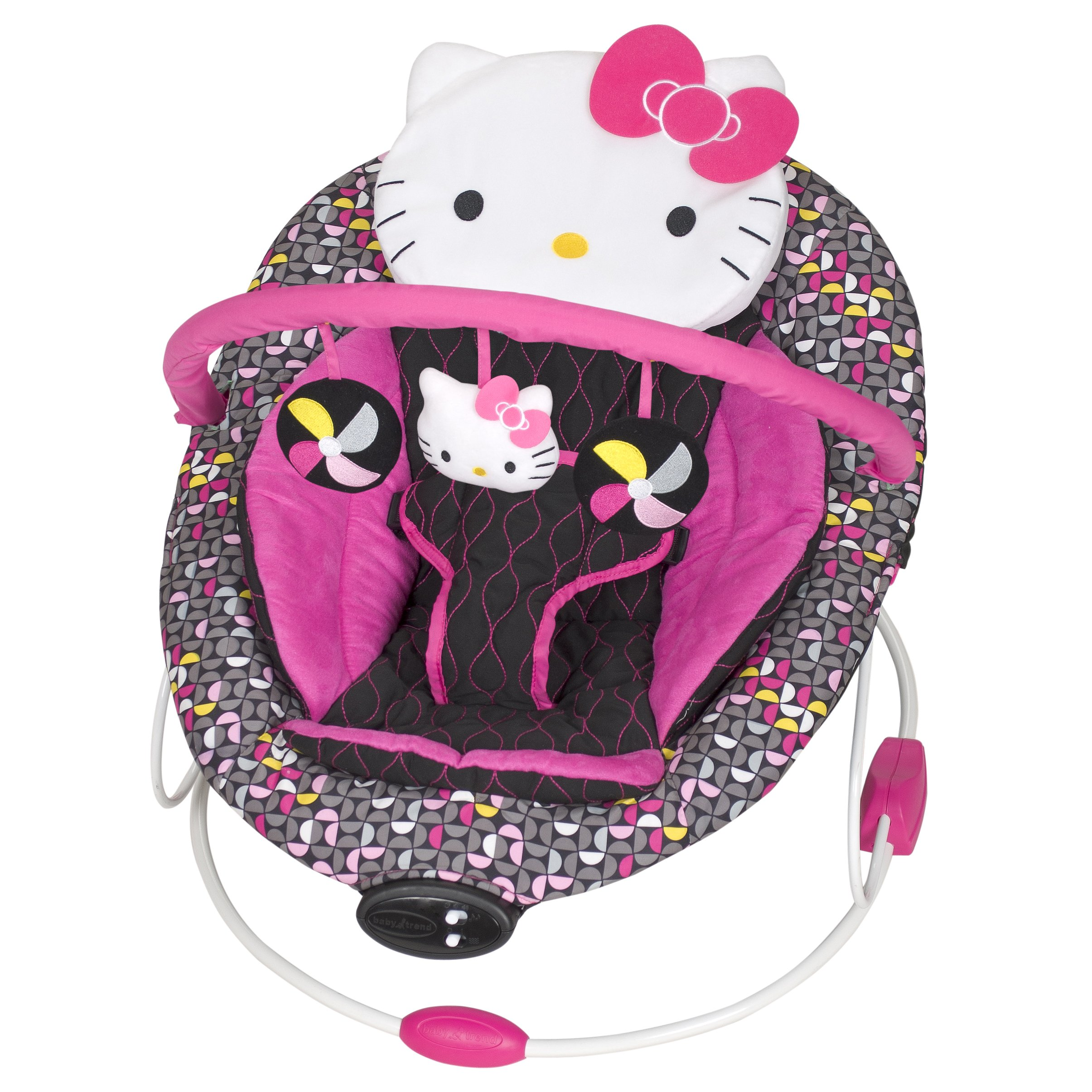 Baby Trend Hello Kitty Bouncer Pinwheel