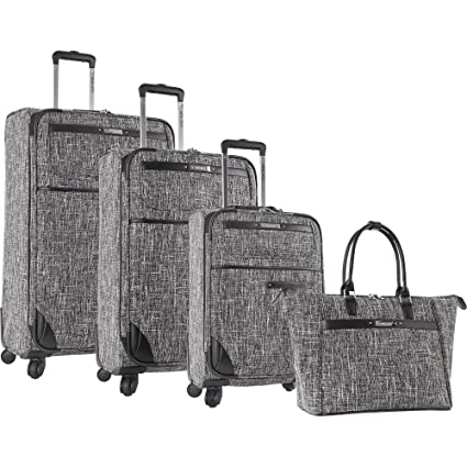 Nine West Nine West Voyajour 4 Piece Luggage Set - Juego de ...