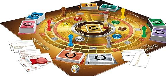 Clementoni – Juego de Preguntas Chart Show Music Quiz (69366.5): Amazon.es: Juguetes y juegos