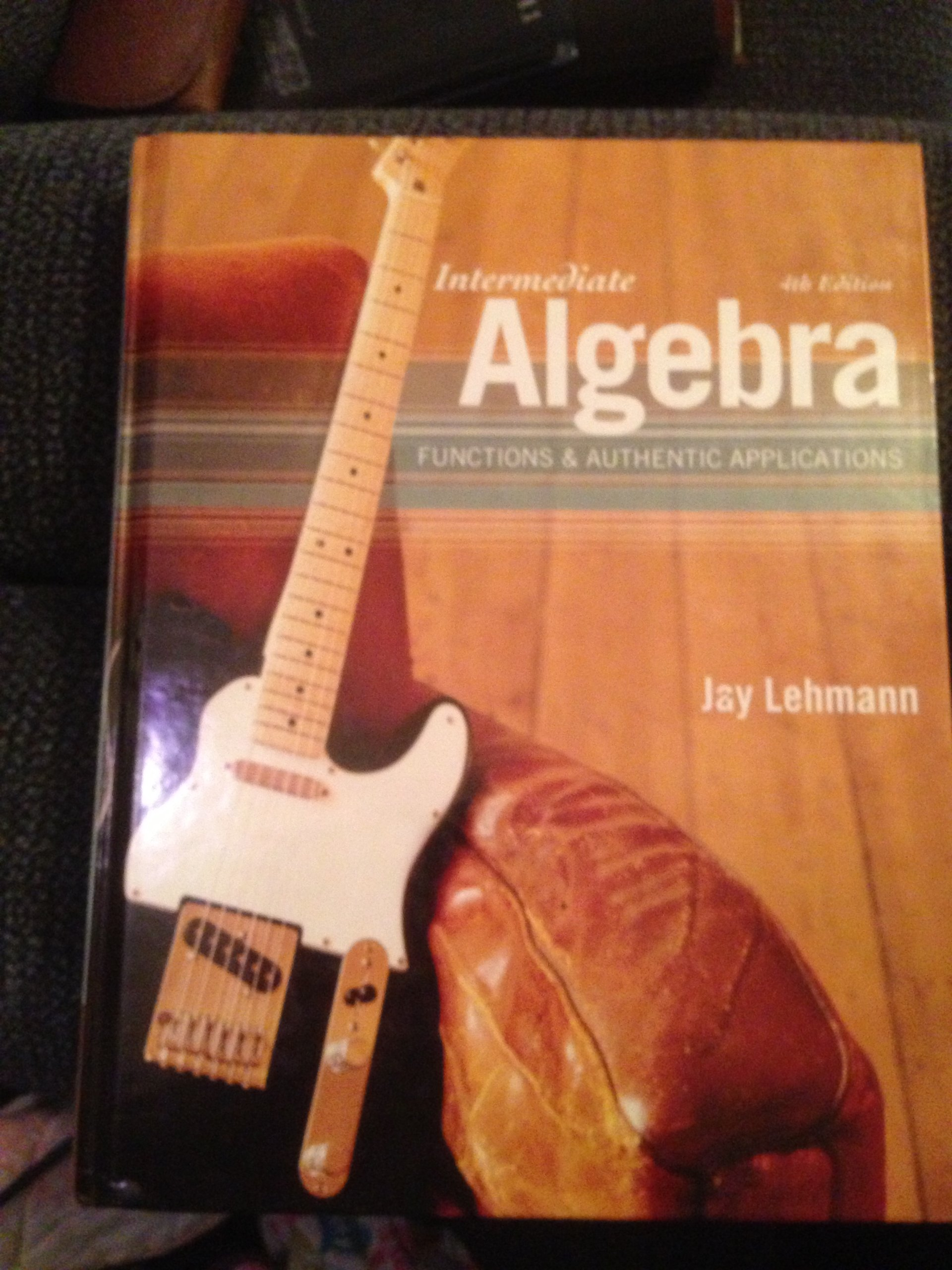 Download Intermediate Algebra : Functions & Authentic Applications (Instructor's Edition) PDF