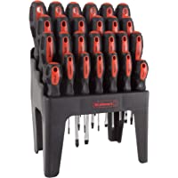 26-Pc Stalwart Screwdriver Set
