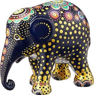 10cm ELEPHANT PARADE Limited Edition Replica Elephant Zebrolifant Louisa