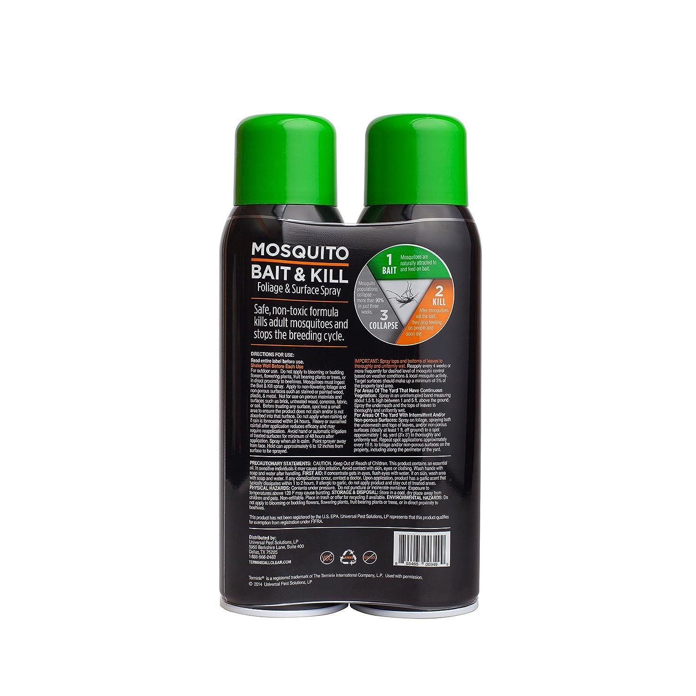 amazon com terminix mosquito bait u0026 kill twin pack garden