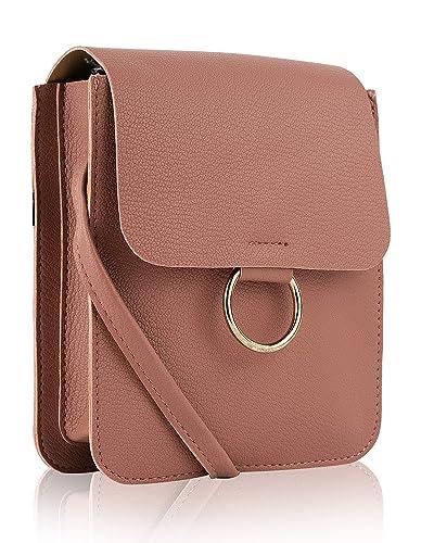 Amazon.com: Mia K. Farrow - Bolsa para teléfono móvil: Shoes