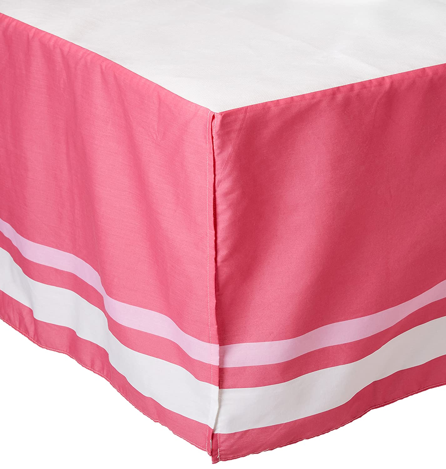 Sadie & Scout Boy Crib Skirt Crown Crafts Infant Products Sadie and Scout 3726018