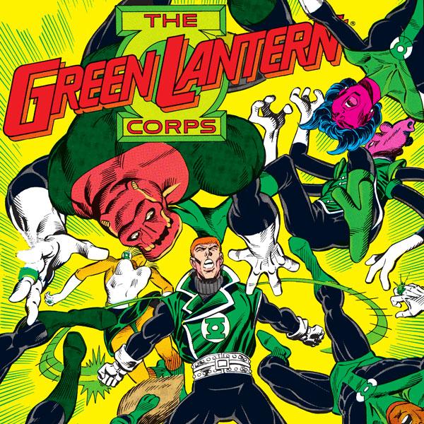 Green Lantern Corps (1986-1988) (Issues) (8 Book Series)