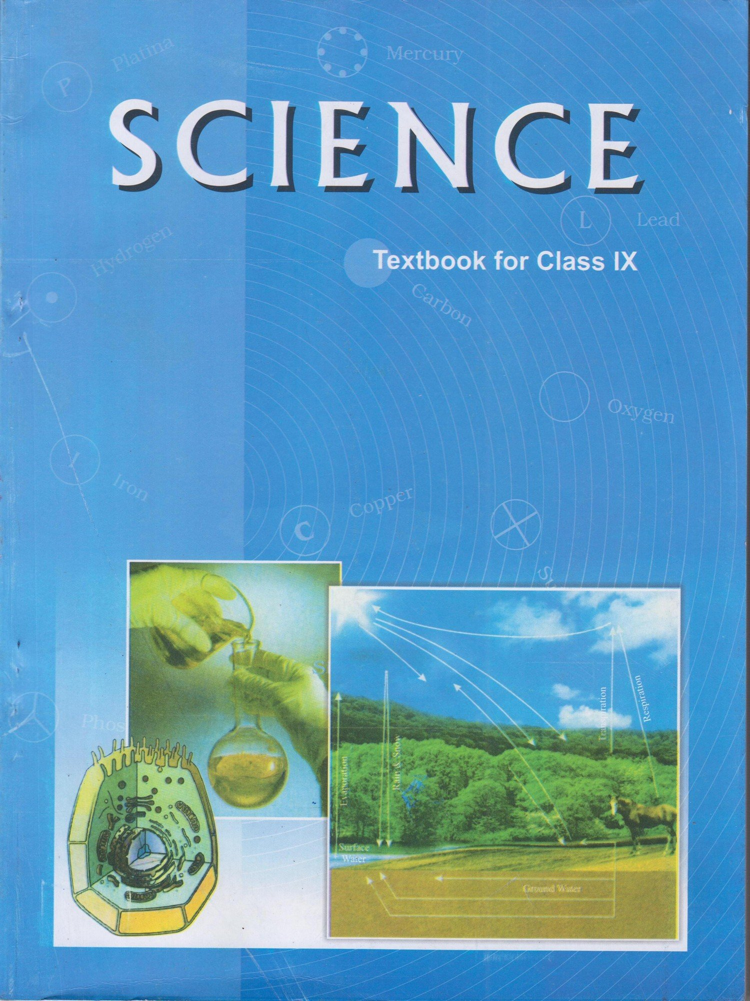 Science Textbook for Class - 9 - 964: Amazon in: NCERT: Books