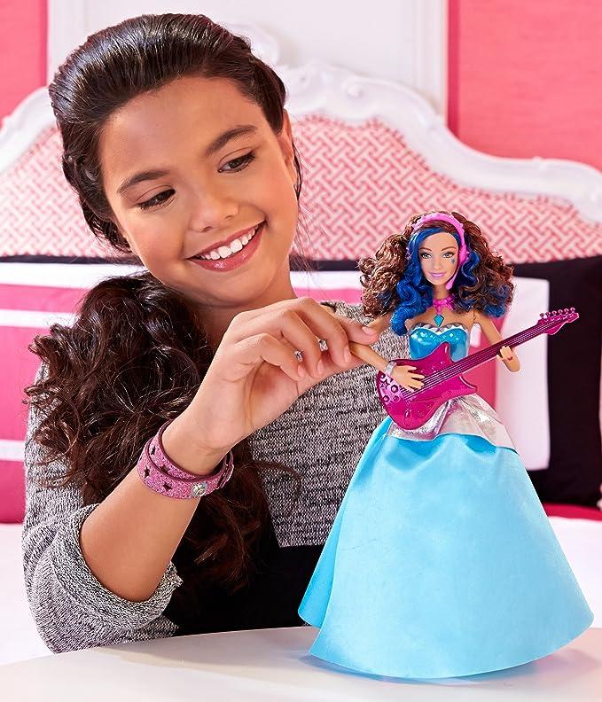 Barbie Rock-n-realeza Erika Muñeca