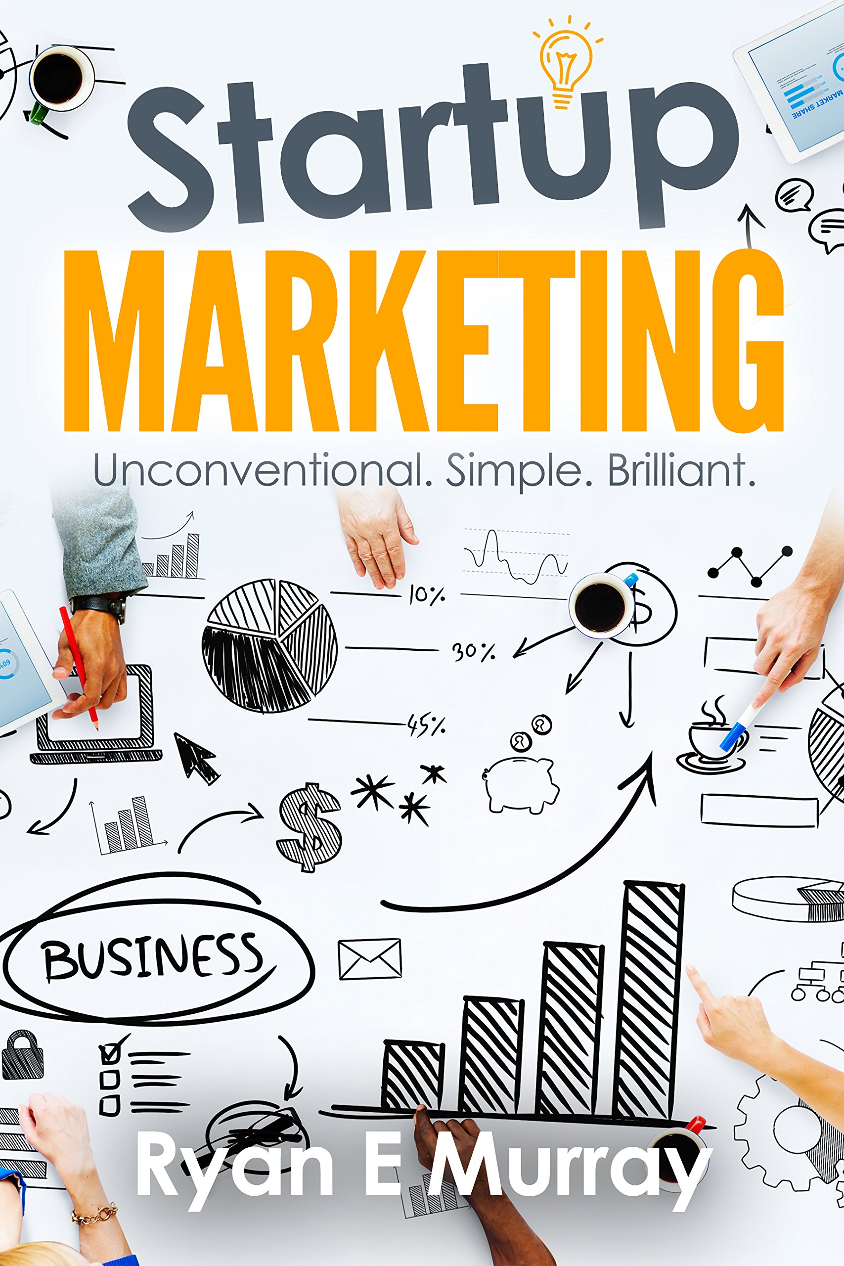 Startup Marketing Unconventional Simple Brilliant product image