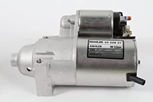 Kohler 25-098-21-S Lawn & Garden Equipment Engine Starter Assembly Genuine Original Equipment Manufacturer (OEM) Part