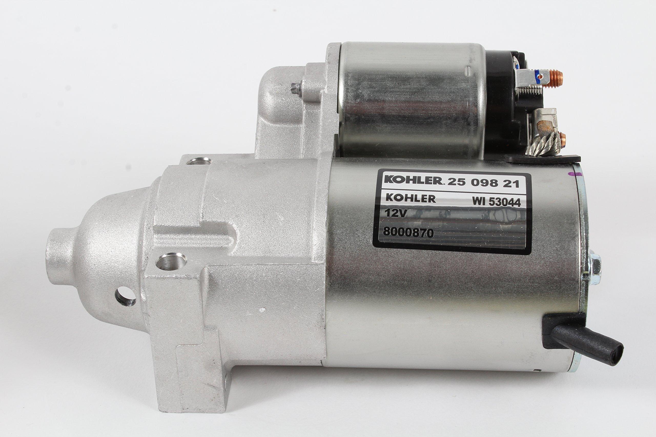 Kohler Co. 25-098-21-S Lawn & Garden Equipment Engine Starter Assembly Genuine Original Equipment Manufacturer (OEM) part