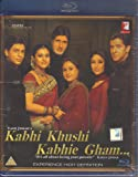 Kabhi Khushi Kabhie Gham (2001) [Blu-ray] (Shahrukh Khan - Karan Johar / Bollywood Movie / Indian Cinema / Hindi Film) [NTSC]