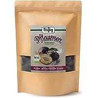 Biojoy Prugne secche BIO Denocciolate | 100% frutti interi – senza nocciolo, Senza zucchero, aggiunte, SO2 | al 100% naturali | impacchettate fresche per un gusto valido | Prunus domestica (1 kg)