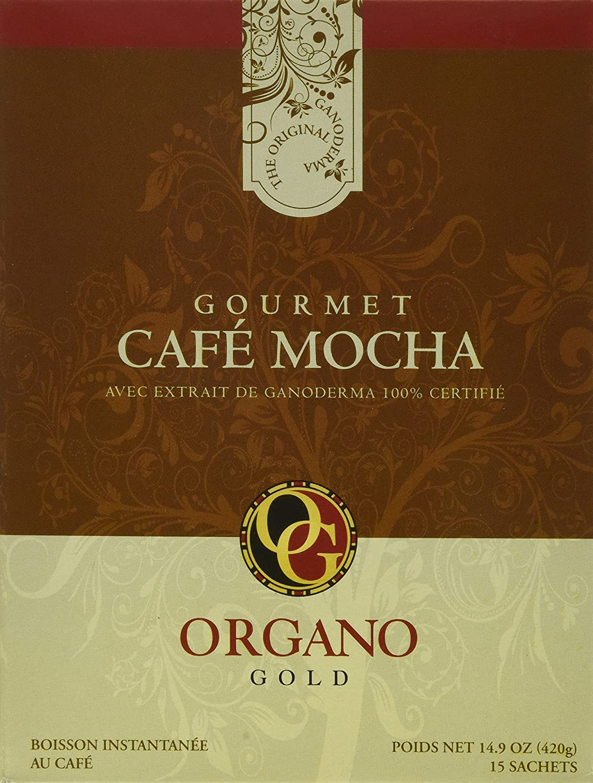 Amazon.com : Organo Gold - Cafe Mocha (5 Boxes) : Coffee ...