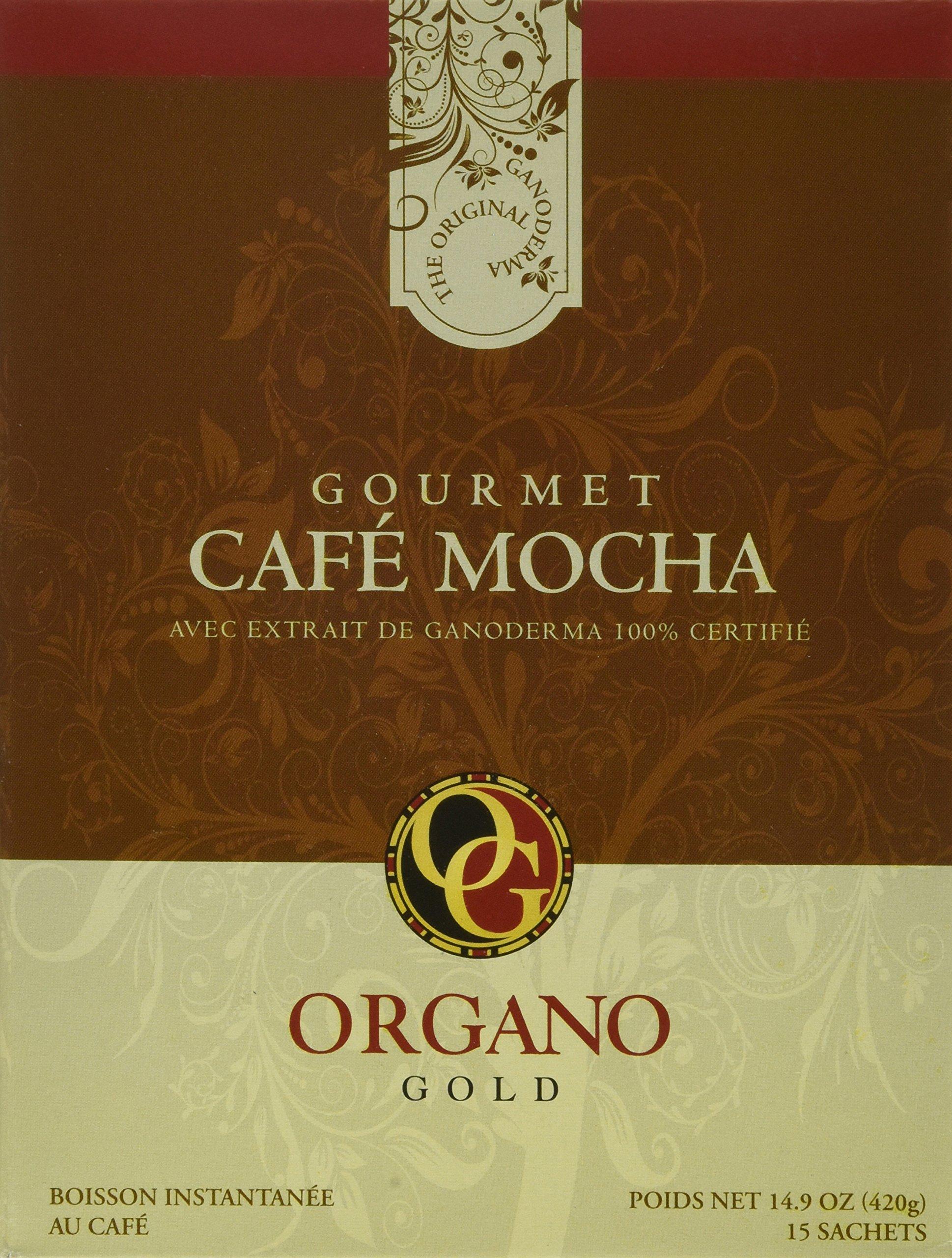 Organo Gold - Cafe Mocha (5 Boxes) by Organo Gold