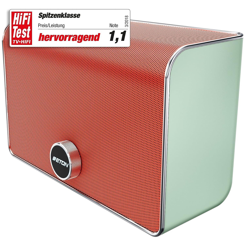 ETON AIR 4 WIFI - Speaker for music streaming red: Amazon co uk
