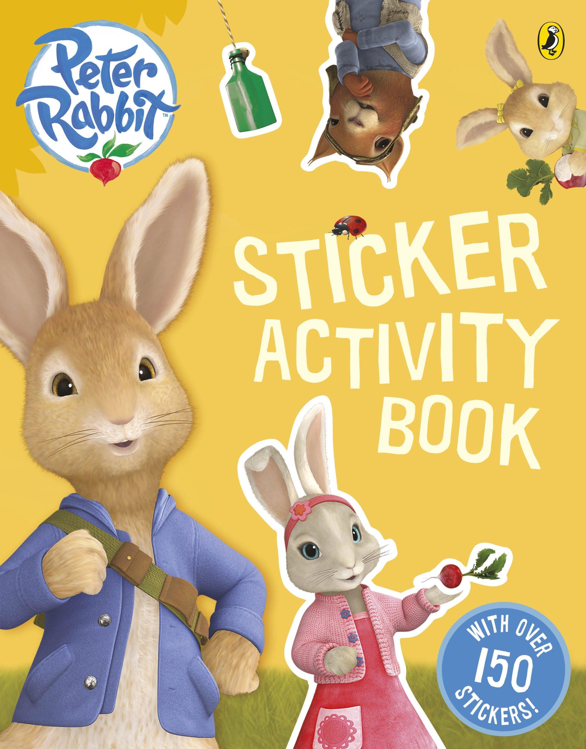 Peter Rabbit Animation: Sticker Activity Book BP Animation