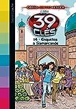 Les 39 Clés, Tome 14 : Enquêtes à Samarcande