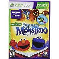 PLAZA SÉSAMO: Érase una vez un MONSTRUO ( XBOX 360 - KINECT) - Estándar Edition