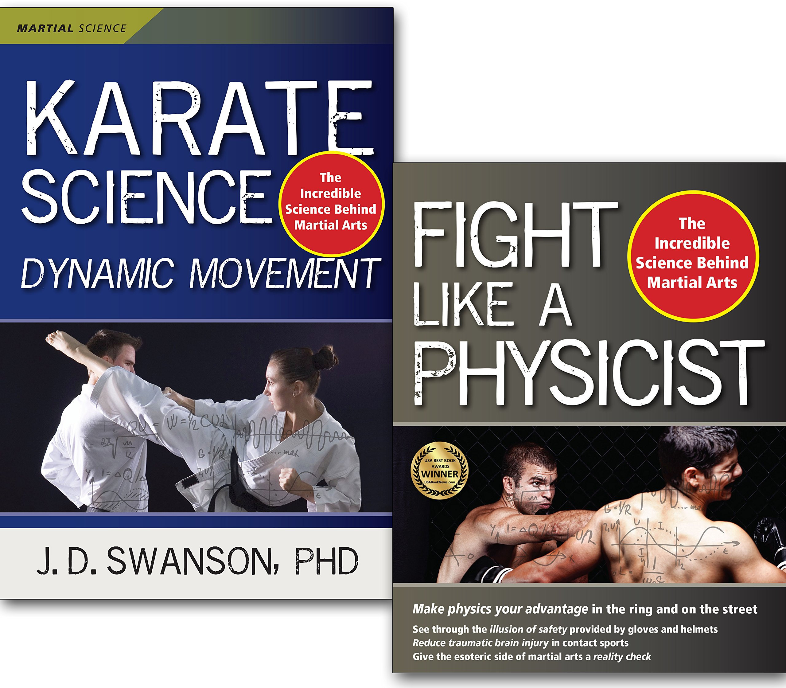 karate science dynamic movement